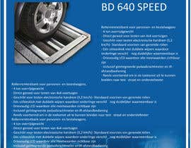 #14 cho Brochure Design for Automotive Equipment bởi Pifagor90