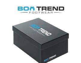 nº 46 pour Boxtrend Footwear (Logo Design) par davincho1974
