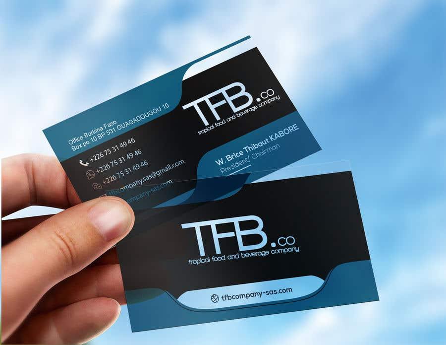 Entry #284 by bluebd99 for conception de carte de visite / Business ...