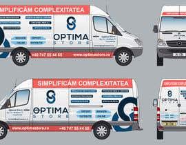 #16 pentru Van branding design de către TheFaisal