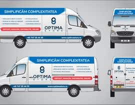 #17 pentru Van branding design de către burghateashish