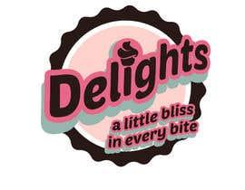 #90 untuk Design a Logo for Delights oleh vw7540467vw