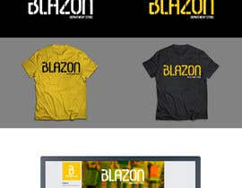 "#1702 for LOGO For ""BLAZON"" by kalaja07"