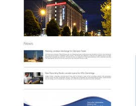 #21 for Wordpress Theme Design for Cass Allen Associates Ltd af MissClaire