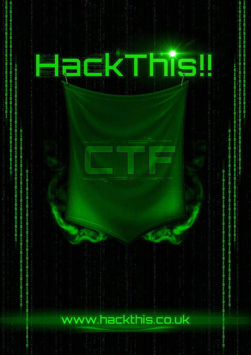 #32 for Poster Design for Hacking Competition by Kindland