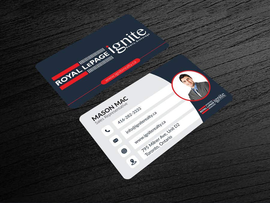 Entry 77 by mursalin007 for design business cards freelancer business card reheart Gallery