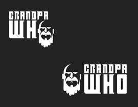 nº 35 pour Logo - Grandpa Who OR Whovian Grandpa par alensouthland