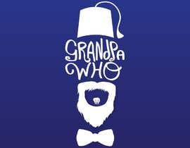 nº 19 pour Logo - Grandpa Who OR Whovian Grandpa par ThaisDesign