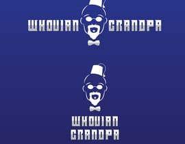 nº 25 pour Logo - Grandpa Who OR Whovian Grandpa par ThaisDesign