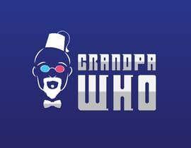nº 37 pour Logo - Grandpa Who OR Whovian Grandpa par ThaisDesign
