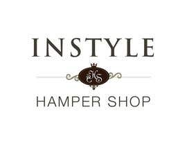 #204 para Logo Design for Instyle Hamper Shop por syazwind