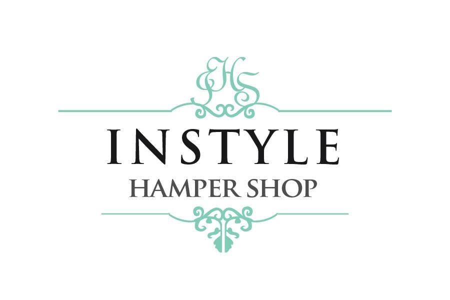 Proposition n°                                        207                                      du concours                                         Logo Design for Instyle Hamper Shop