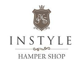 #202 para Logo Design for Instyle Hamper Shop por syazwind