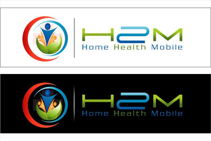 Contest Entry #373 for Logo Design for Home Health Mobile: Quality assurance