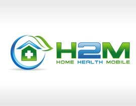 jummachangezi tarafından Logo Design for Home Health Mobile: Quality assurance için no 201