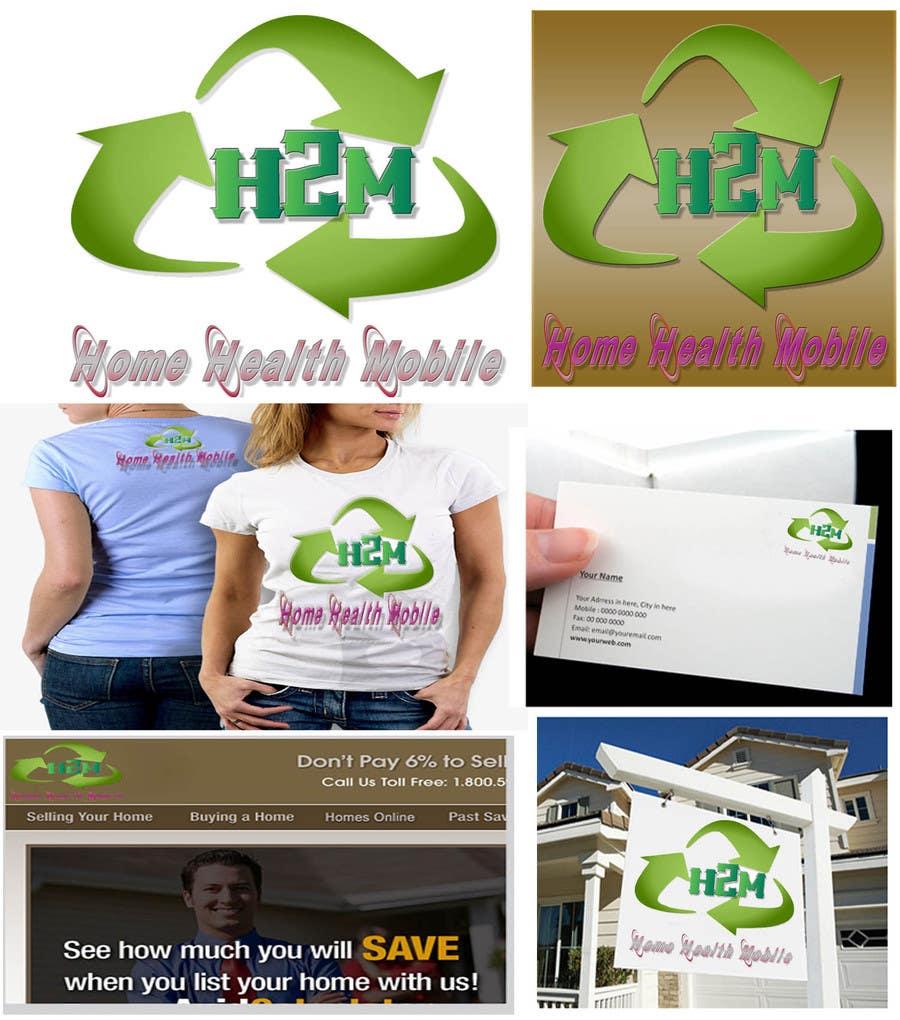 Contest Entry #368 for Logo Design for Home Health Mobile: Quality assurance