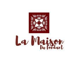 #44 untuk I need a logo /stamp to my new chocolate retail business. Stamp to be on chocolate and a commercial logo. Businee Name: La maison du fondant oleh janainabarroso