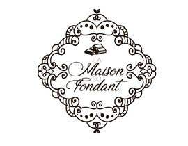 #36 untuk I need a logo /stamp to my new chocolate retail business. Stamp to be on chocolate and a commercial logo. Businee Name: La maison du fondant oleh giuliachicco92