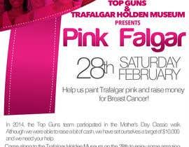 #22 untuk Design a Flyer for Pink-Falgar oleh georgemx