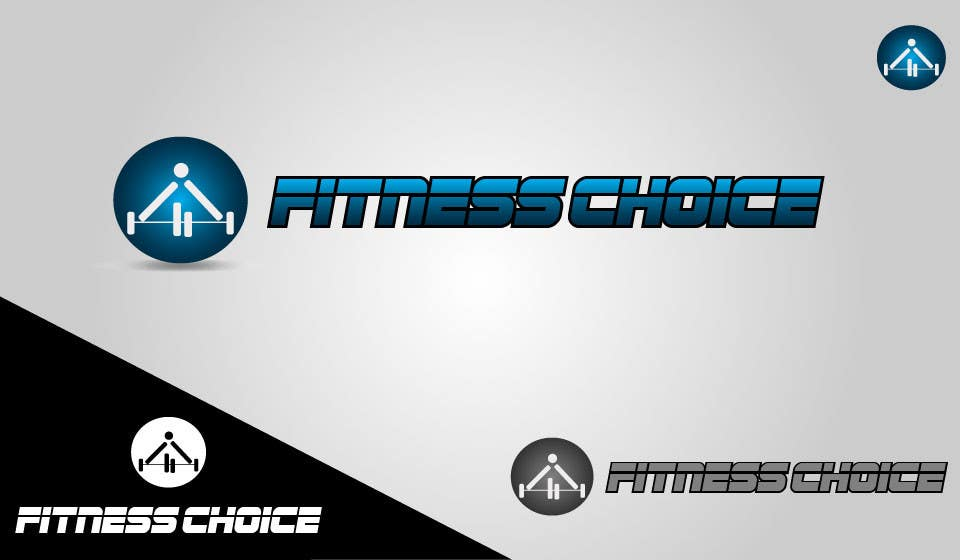 Proposition n°                                        213                                      du concours                                         Logo Design for Fitness Choice