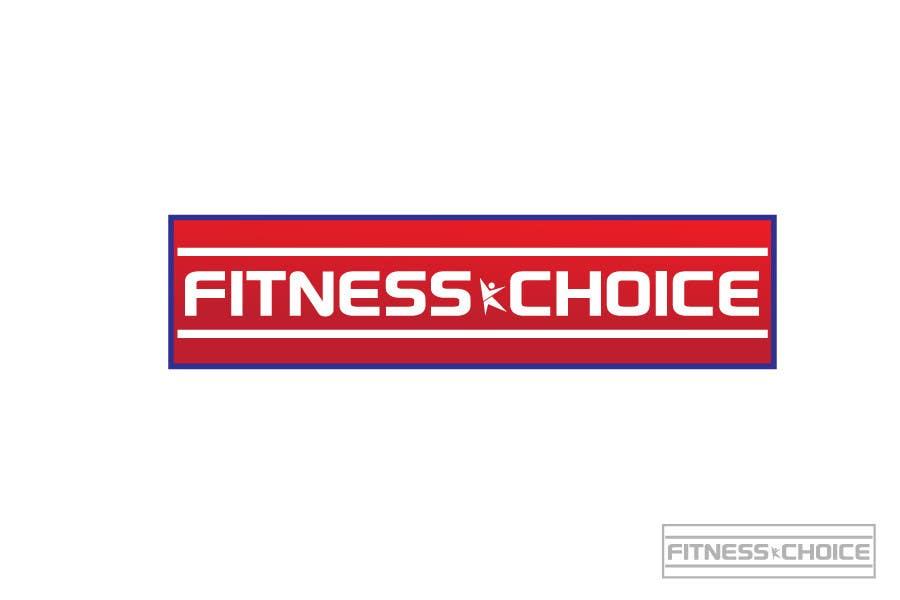 Inscrição nº                                         78                                      do Concurso para                                         Logo Design for Fitness Choice