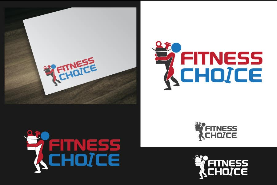 Inscrição nº                                         214                                      do Concurso para                                         Logo Design for Fitness Choice