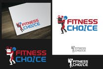 Graphic Design Contest Entry #215 for Logo Design for Fitness Choice