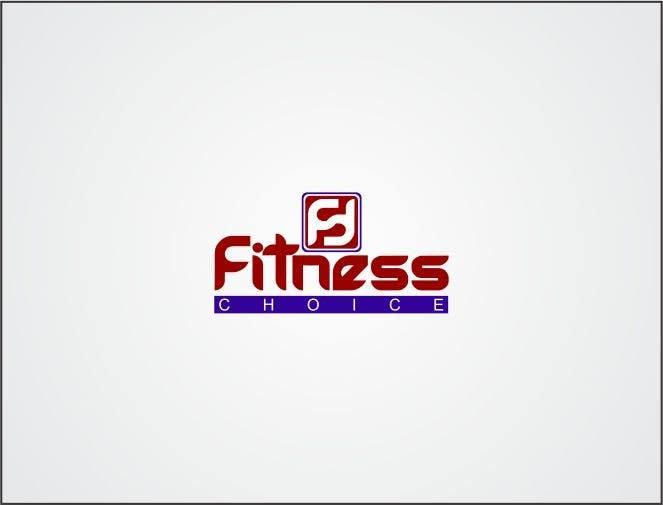 Inscrição nº                                         181                                      do Concurso para                                         Logo Design for Fitness Choice