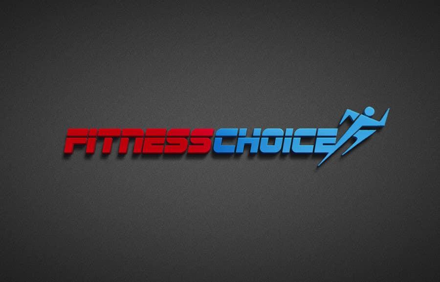 Inscrição nº                                         172                                      do Concurso para                                         Logo Design for Fitness Choice