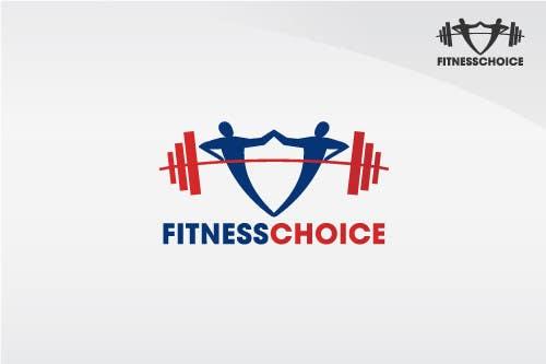 Inscrição nº                                         87                                      do Concurso para                                         Logo Design for Fitness Choice