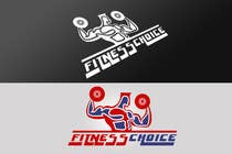 Logo Design for Fitness Choice için Graphic Design224 No.lu Yarışma Girdisi