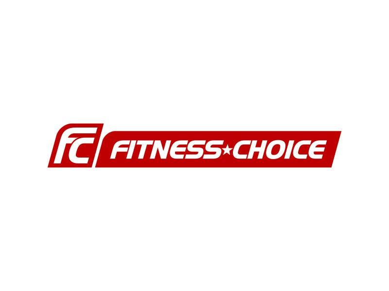 Inscrição nº                                         135                                      do Concurso para                                         Logo Design for Fitness Choice
