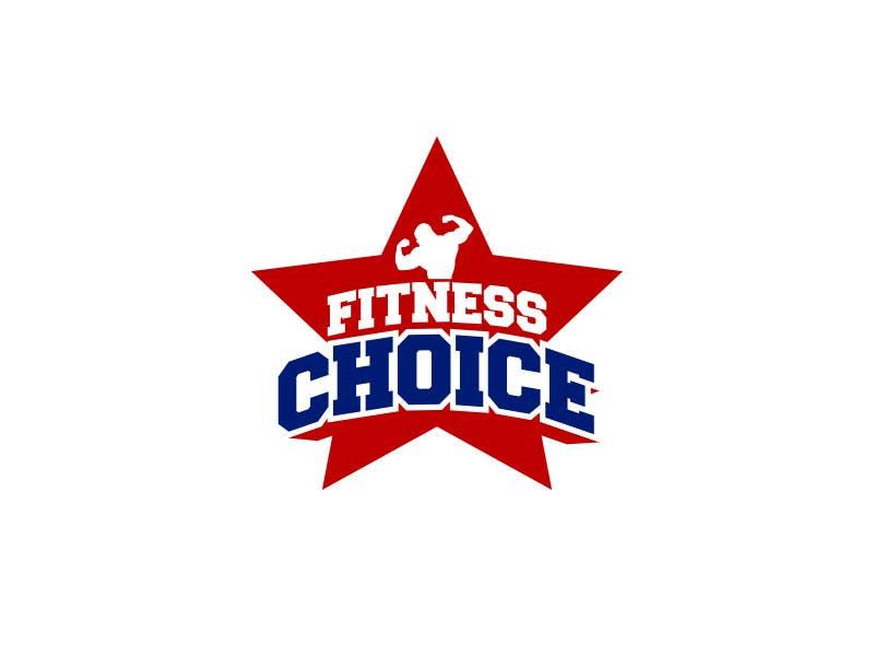 Inscrição nº                                         123                                      do Concurso para                                         Logo Design for Fitness Choice