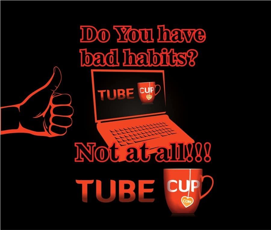 Tube Untuk Poster - Goresan