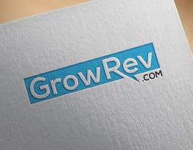 #417 for Logo Design - Grow Rev by bcs353562