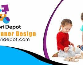 #2 , Create 3 banners for a Children's education toys website 来自 maidang34