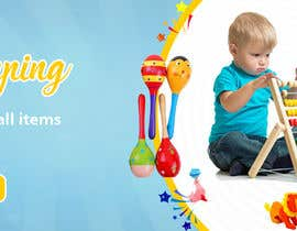#1 , Create 3 banners for a Children's education toys website 来自 aes57974ae63cfd9