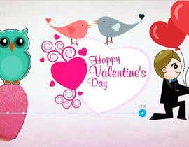 #16 , Design an Animated Greeting Card for Valentine's Day 来自 ratonmiah