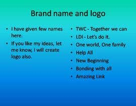#32 , Design a brand name and logo to a Social Site 来自 DIPAKGOSWAMI