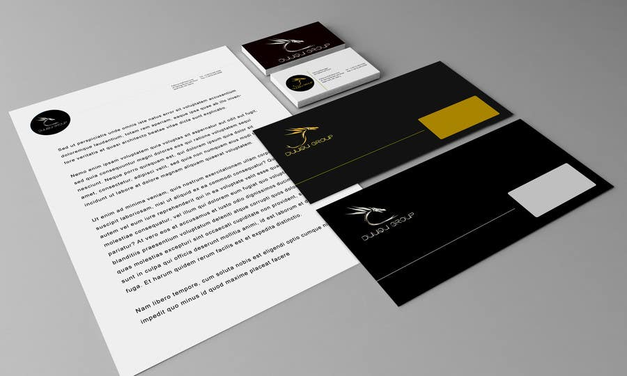 #107 for Luxury Logo Design for a holding company by HSTMdesign