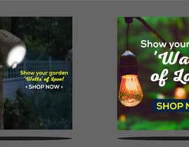 #29 para Design an Email Banner - Garden Lighting de owlionz786