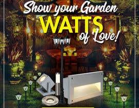 #71 para Design an Email Banner - Garden Lighting de Ashleyperez