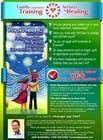 Advertisement Design for Artistry in Healing için Graphic Design44 No.lu Yarışma Girdisi