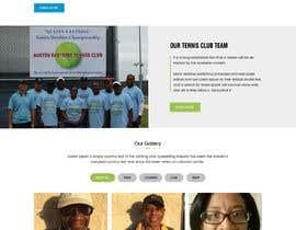 #4 for Create a Wordpress website for my tennis club af webidea12