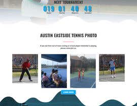 #18 for Create a Wordpress website for my tennis club af jubaed