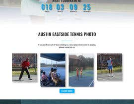 #21 for Create a Wordpress website for my tennis club af jubaed