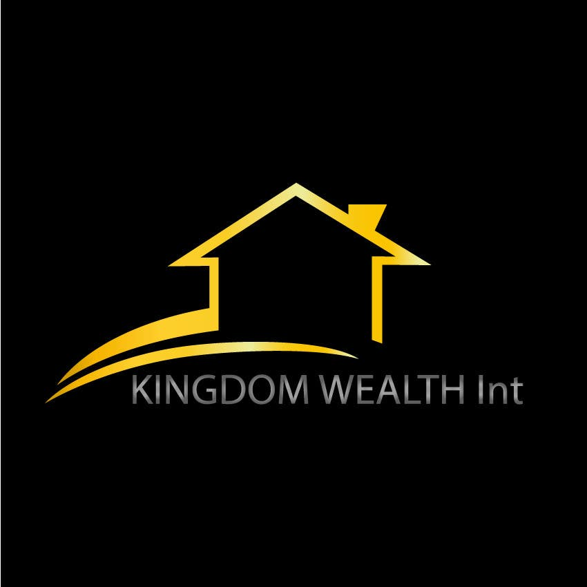 Bài tham dự cuộc thi #                                        45                                      cho                                         Design a Logo exuding KINGDOM WEALTH Int Realty