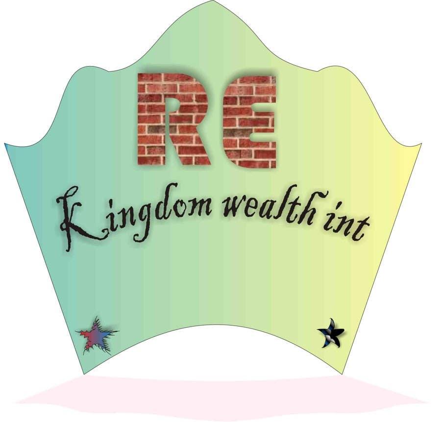 Bài tham dự cuộc thi #                                        2                                      cho                                         Design a Logo exuding KINGDOM WEALTH Int Realty
