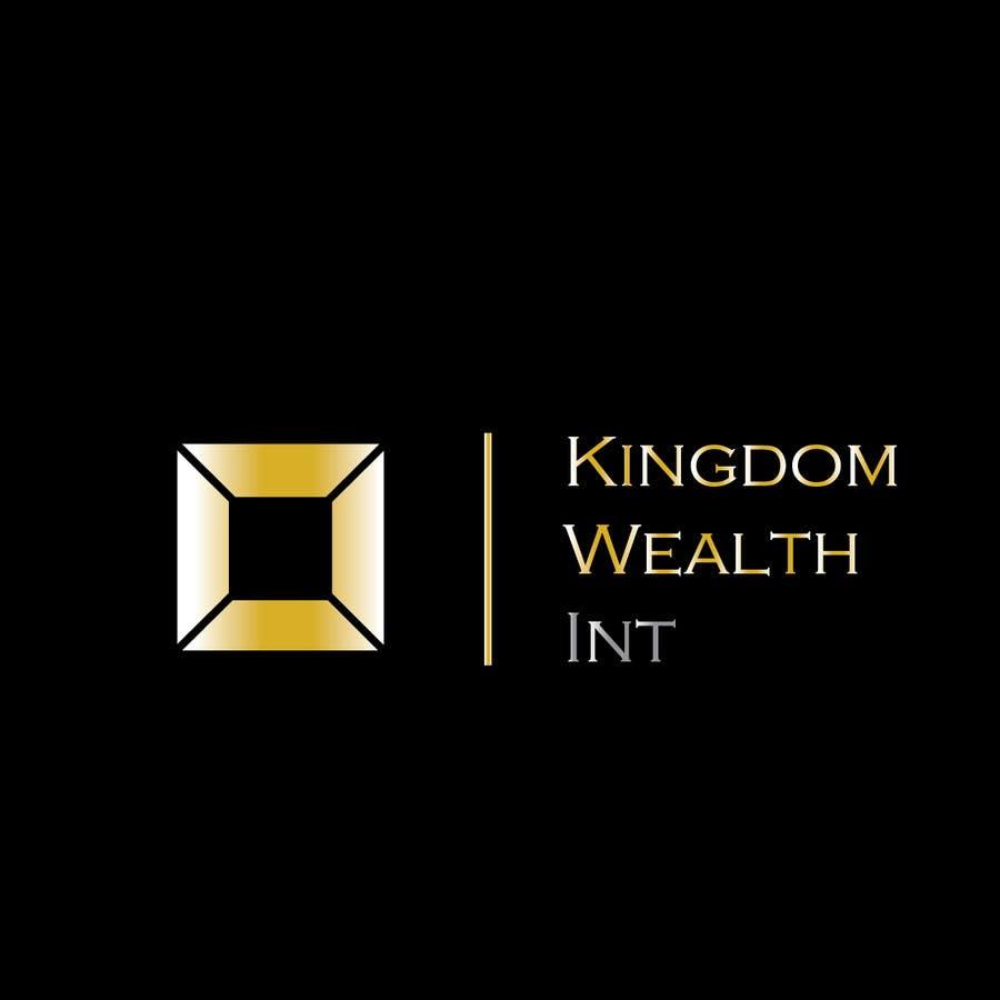 Bài tham dự cuộc thi #                                        31                                      cho                                         Design a Logo exuding KINGDOM WEALTH Int Realty