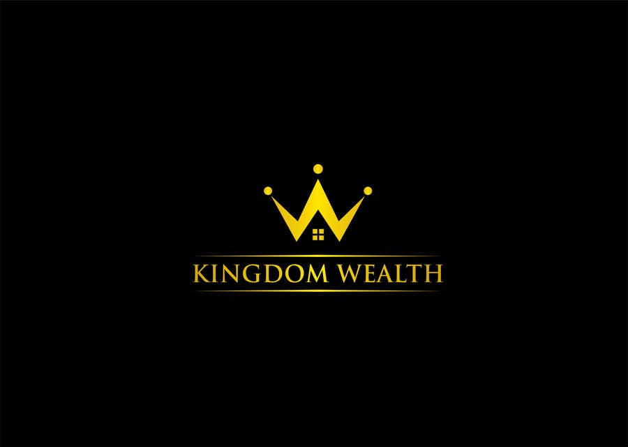 Bài tham dự cuộc thi #                                        55                                      cho                                         Design a Logo exuding KINGDOM WEALTH Int Realty